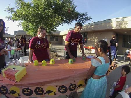 Fall Festival at John Muir Elementary School
