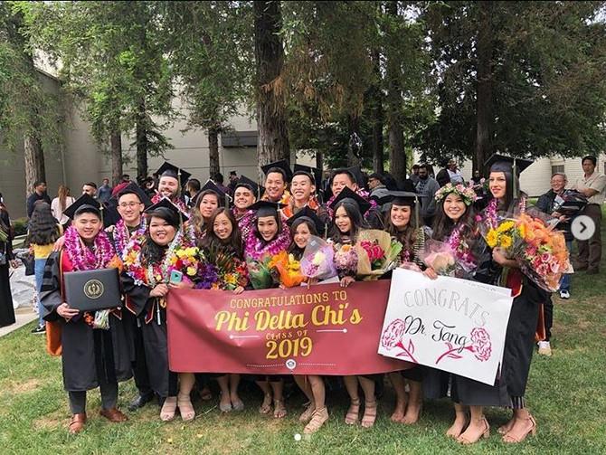 Phi Delta Chi Class of 2019