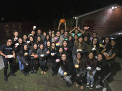 Pumpkin Social with LKS