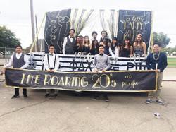Pacific's Homecoming Parade!