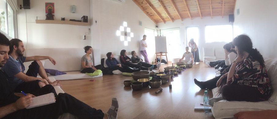 seminario cuencos tibetanos argentina