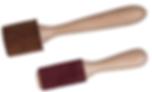 baquetas para cuencos tibetanos o cuarzo