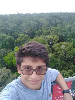 Alessander Turibio Paes, Undergrad (UFAM)