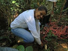 Amanda da Silva de Oliveira, PhD candidate (UFAM)