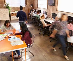 meşgul ofis