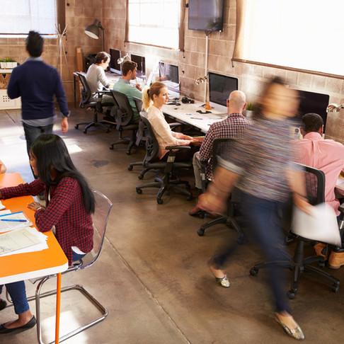 Neuf avantages des espaces de coworking