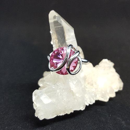Rose Rivoli Ring