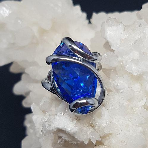 Capri Teardrop Ring