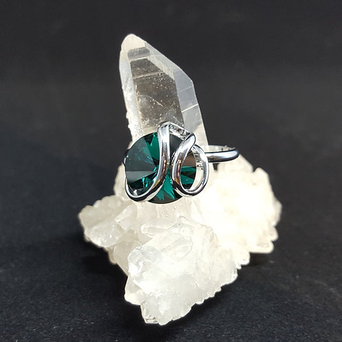 Emerald Rivoli Ring