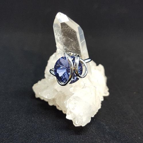 Tanzanite Rivoli Ring