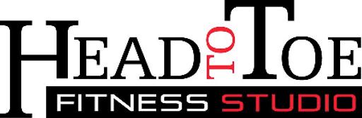 head to toe fitness logo best dam 5k