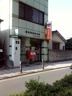 JX日鉱日石エネルギー株式会社根岸製油所までの道
