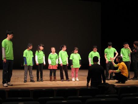 世界ダウン症の日イベントに出演しました