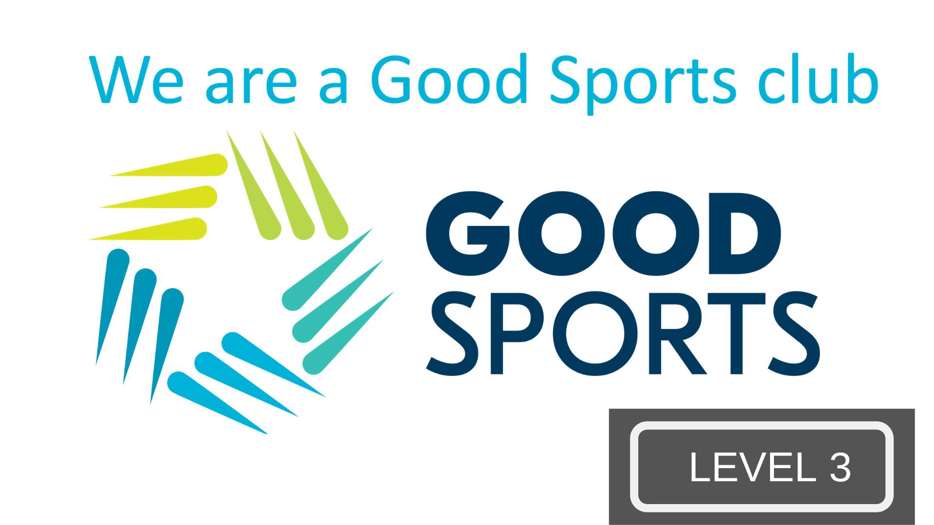 LEVEL 3 good sports image
