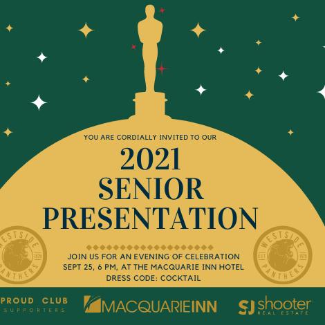 2021 Senior Presentation