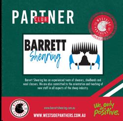 Barrett Shearing