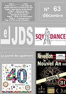 le JDS N° 63 décembre 2020 couverture.jp