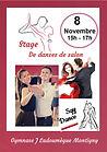 Stages Danses de Salon