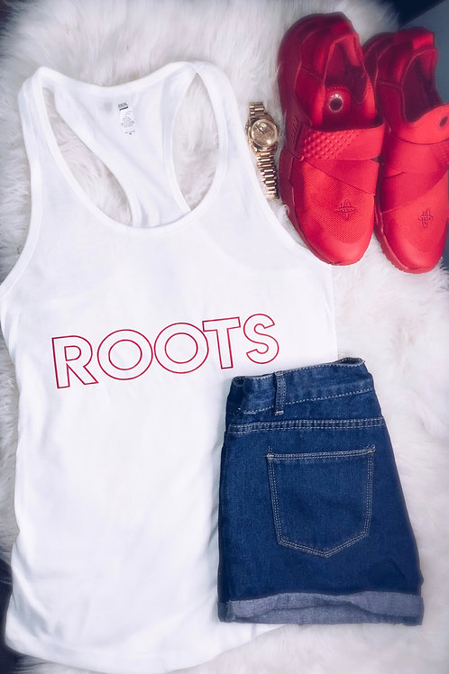 """""""Roots"""" Tank Top"""