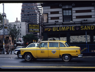 Checker Cabs Make Their Last Stand in New York City