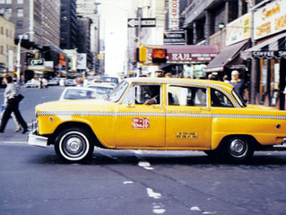 New York's last Checker cab sells for $134,500