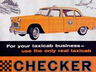 History of The Checker Cab Company.