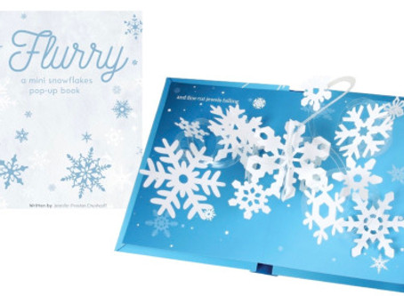 Flurry - A New Pop-up About Snowflakes