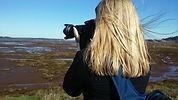 Jennifer Preston Chushcoff photographer, Nisqually Wildlife Refuge