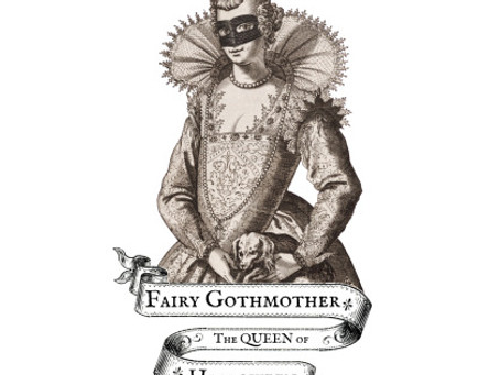 Introducing, The Fairy Gothmother