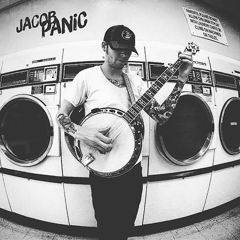 Musician Jacob Panic