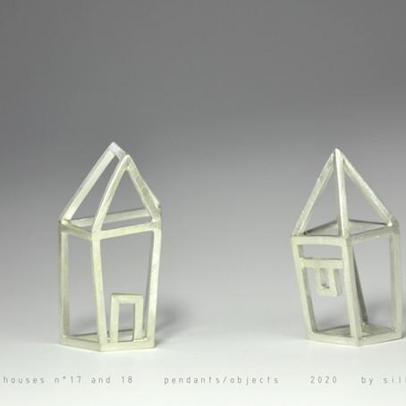 Unikatbauten - die Häuser