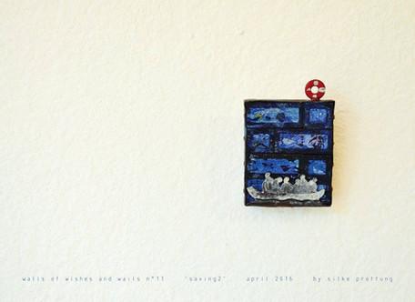 Klagemauer Nr. 11 - saving