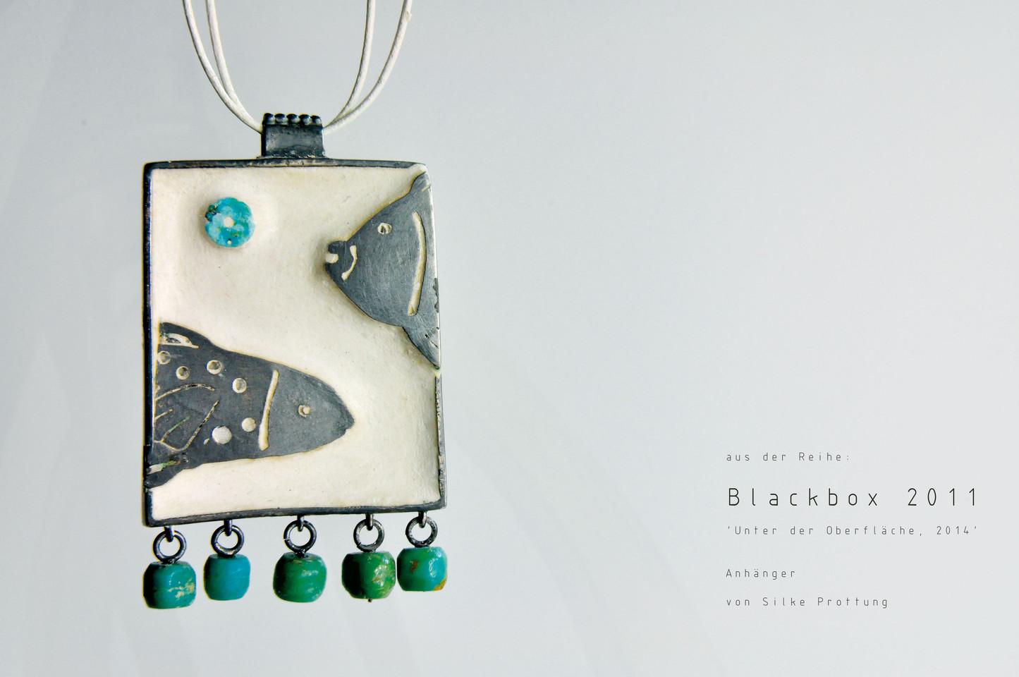 Blackbox-Unter der Oberfläche