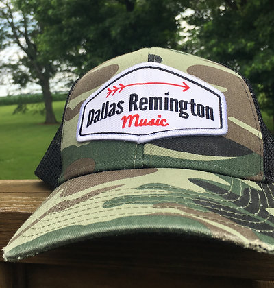 Dallas Remington Music Hats