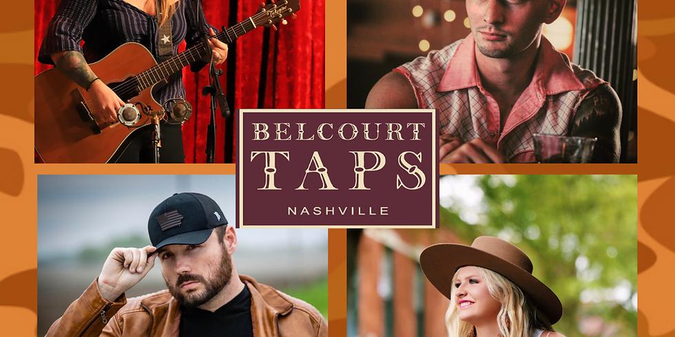 Belcourt Taps w/Allie Colleen, Jesse Allen & Chris Housman