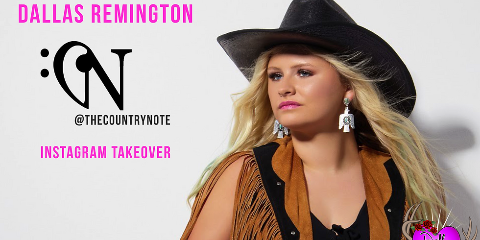 The Country Note Instagram Takeover
