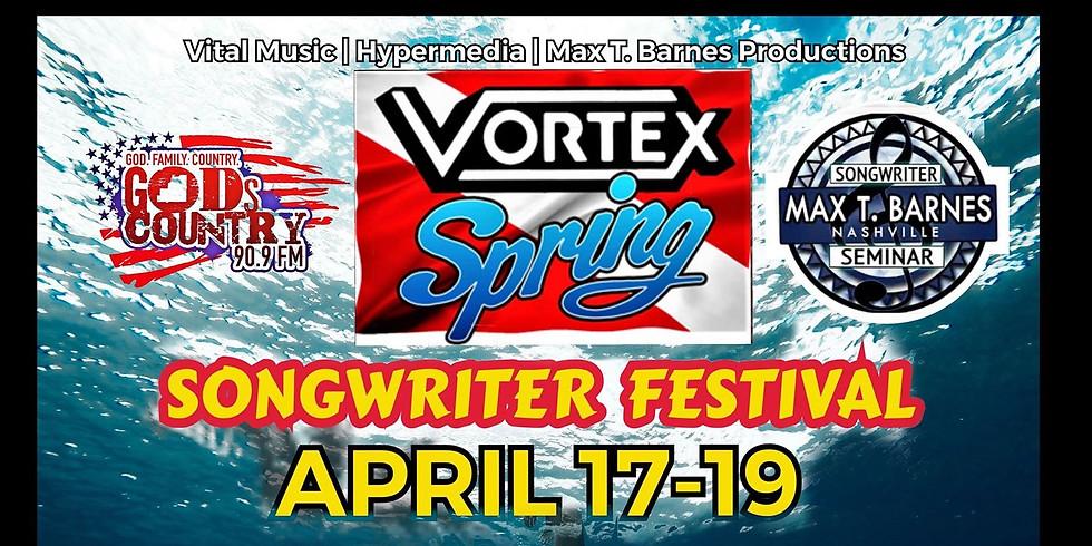 Vortex Springs Songwriter's Festival