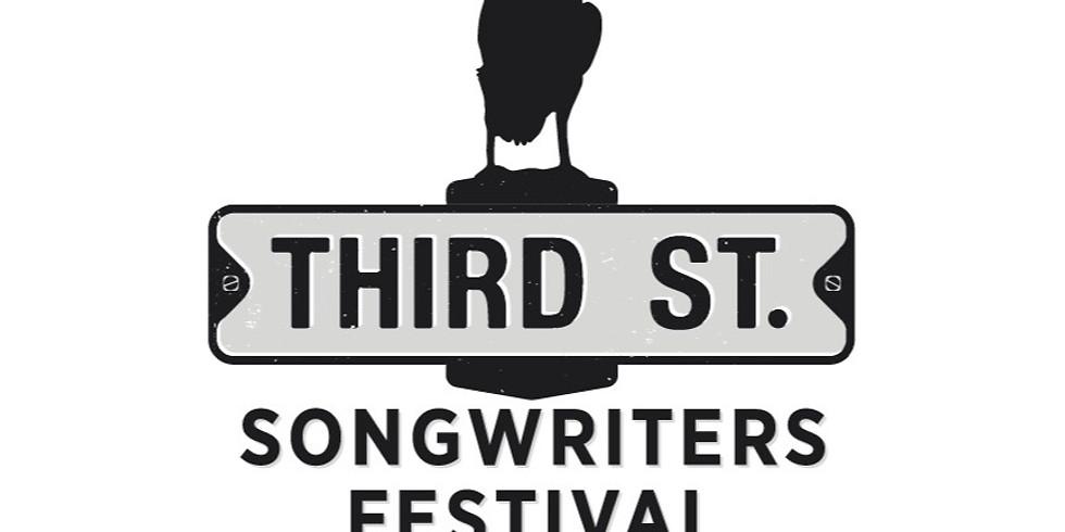 Jolie Pearl - Third Street Songwriter's Festival