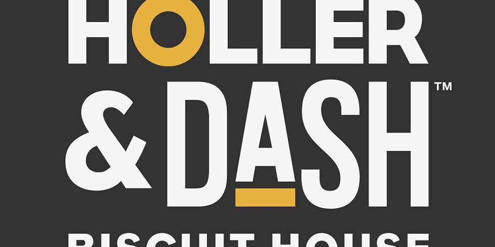 Holler & Dash - Boozy Brunch