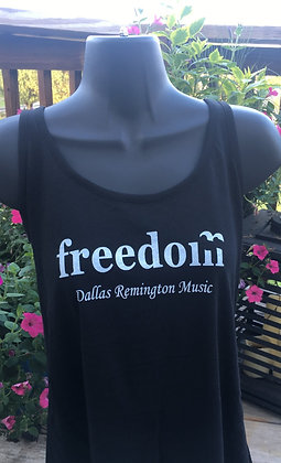 Ladies Freedom Tank