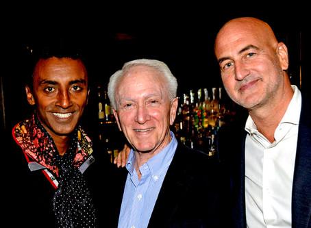 Celebrity Chef Marcus Samuelsson Joins C-CAP Board of Directors