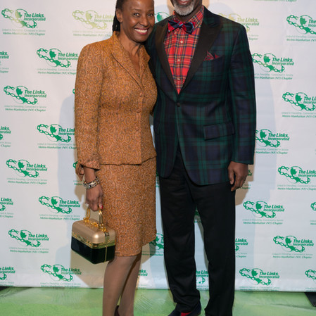 The Links Recognized Leaders at 10th Biennial Holiday Gala