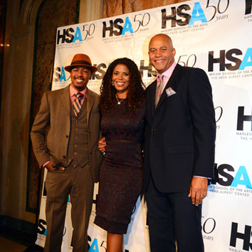 Nick Cannon Attends Harlem School of the Arts Gala