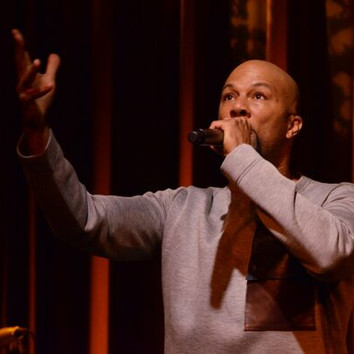 Award-Winning Common Gets Personal