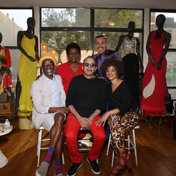 Iconic Fashion Designer Stephen Burrows Kick Starts a New Collection