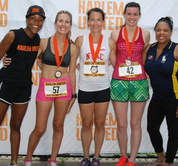 Harlem Run One-Miler Success