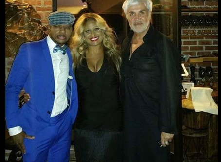 Cheri Restaurateur Hosts Private Party for FYI TV Network B.O.R.N. to Style