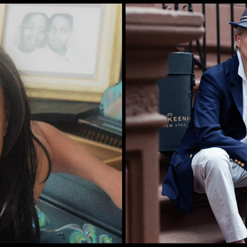 CC Minton Interviews Rodney Keenan, Hat Maker to the Stars,  About His Harlem Castle