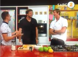 SABC surfs cooking