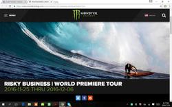 monster international world tour